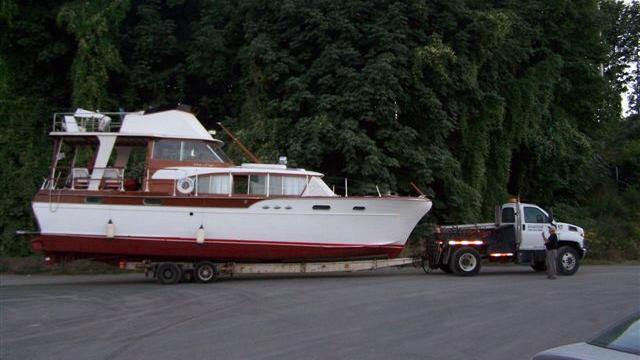 Central Island Boat Moving Ltd.
